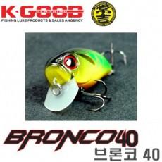 BRONCO 40F / 브론코 40F