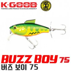 BUZZ BOY 75F / 버즈 보이 75F