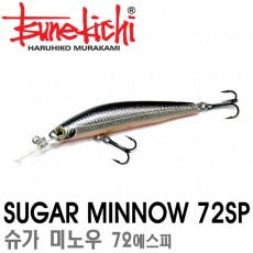 SUGAR MINNOW 72SP / 슈가 미노우 72SP