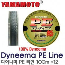 Dyneema PE Line 100m / 다이니마 피이 100m