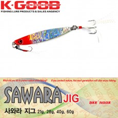 SAWARA JIG / 사와라 지그